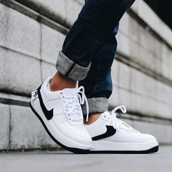 Brand New Nike Air Force 1 Jester XX White + Black 899099716